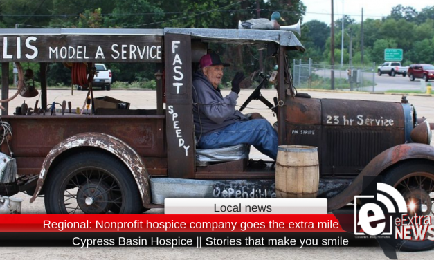 Regional: Nonprofit hospice company goes the extra mile