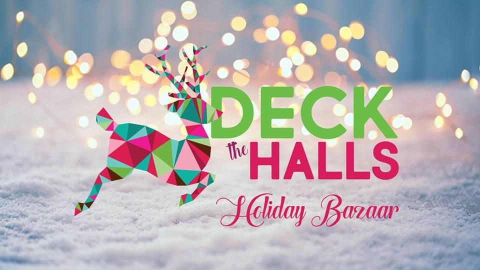 Deck the Halls Holiday Bazaar slated for Nov. 9-10