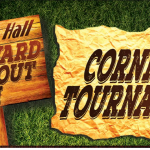 Final days to enter the cornhole tournament approach || $1,000 prize