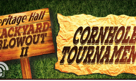 Final days to enter the cornhole tournament approach || $1,000 prize