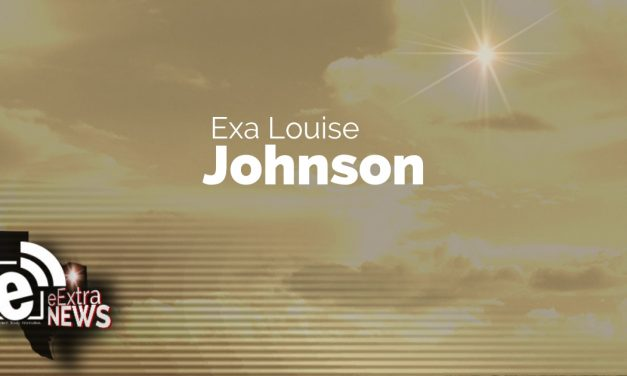 Exa Louise Johnson of Mount Pleasant, TX
