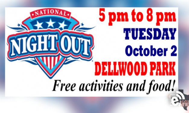 National Night Out set for Oct. 2, 2018, in Mt. Pleasant