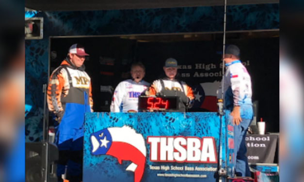 Mount Pleasant High School Bass Fishing team competes in tournament