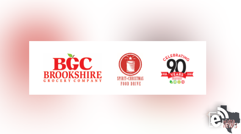 Brookshire Grocery Co. hosts 37th annual Spirit of Christmas Food Drive