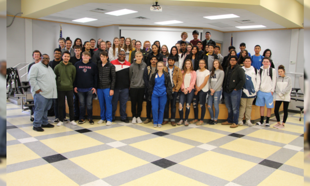 Mount Pleasant High School UIL places second at Lindale Invitational