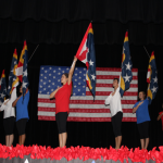 Wallace Middle School hosts 21st annual Veterans' Day Program