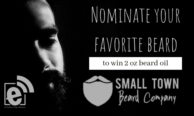 Nominate your favorite beard || Winner receives 2oz beard oil for No-Shave November