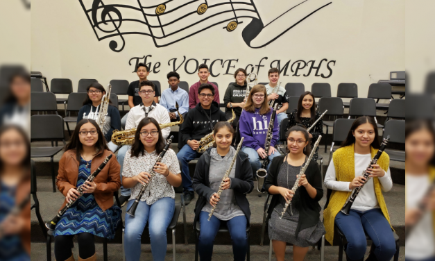 MPHS students named to Freshman All-Region Band