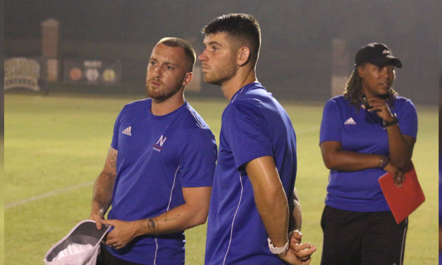 NTCC Men's Soccer coaches named South Region Staff of the Year