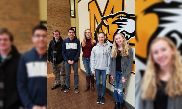 MPHS students compete at TAMUT