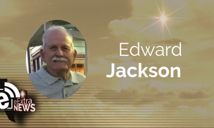 Edward Jackson of Pittsburg, Texas