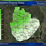 Cold and wet day today || Chances for wintry mix are minimal