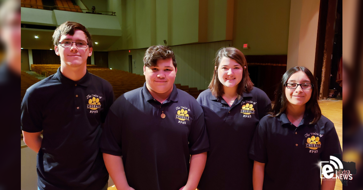 MPHS Choir Students Advance to Area Auditions