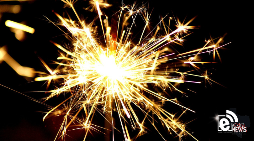 Fireworks enthusiasts can ring in the new year with a bang