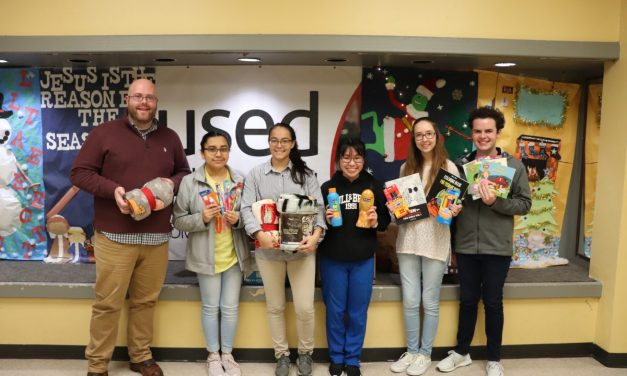 MPHS FBLA collects items for Grace Case