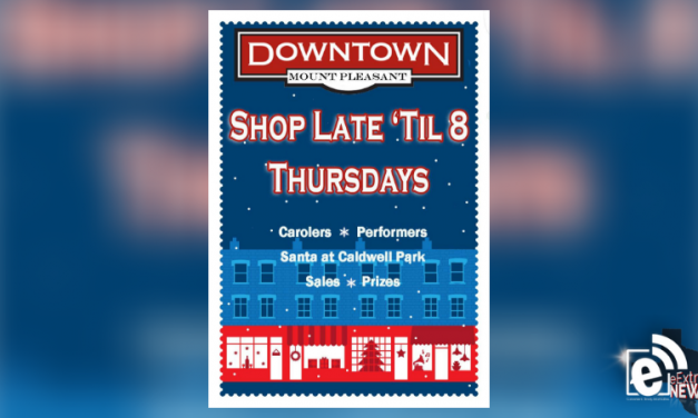 Shop late, until 8, and enjoy downtown Mount Pleasant