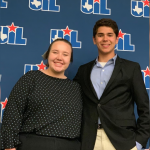 Mount Pleasant High School congressional debaters compete at state