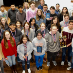 MPHS UIL places first at North Lamar Invitational