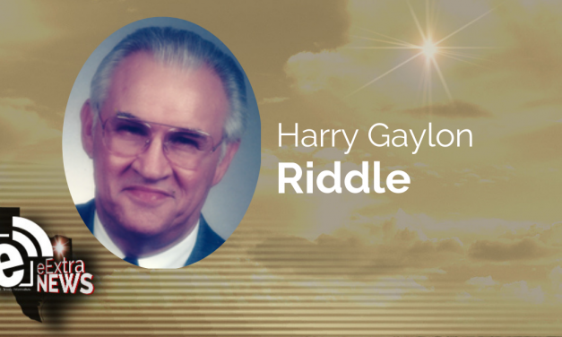 Harry Gaylon Riddle of Titus County