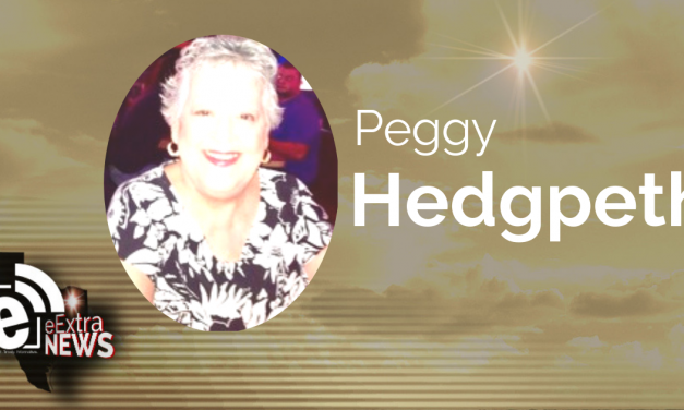 Peggy Hedgpeth of Mount Pleasant, Texas