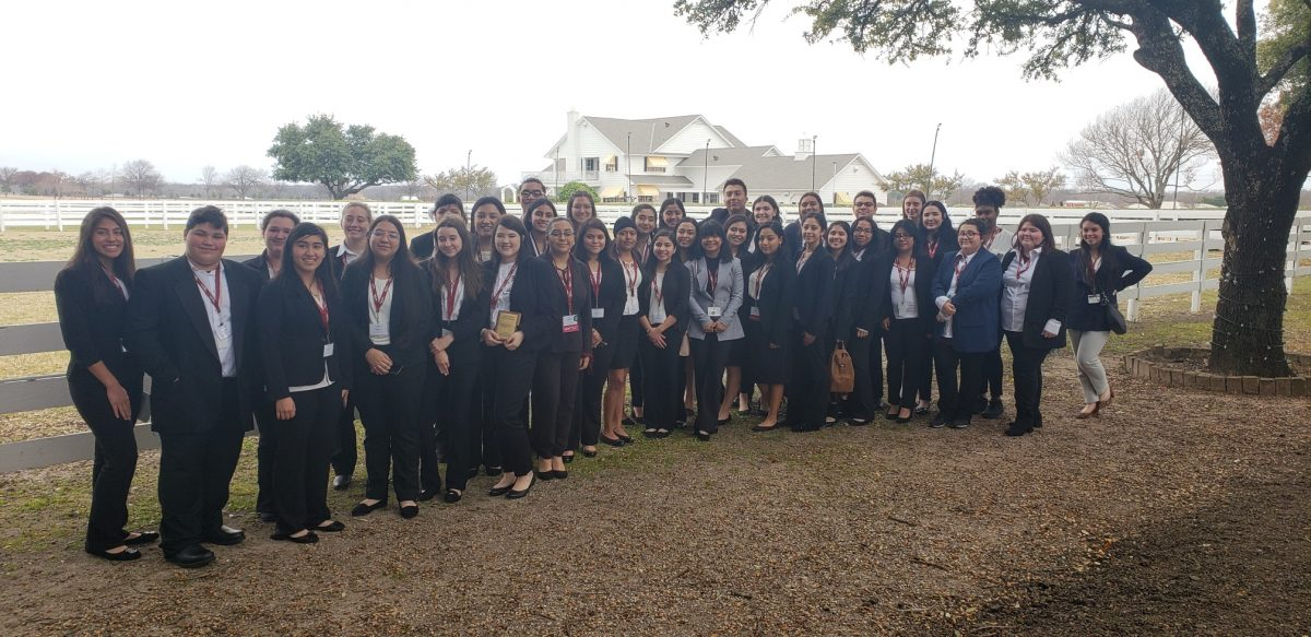 Mount Pleasant High School HOSA Members Advance to State