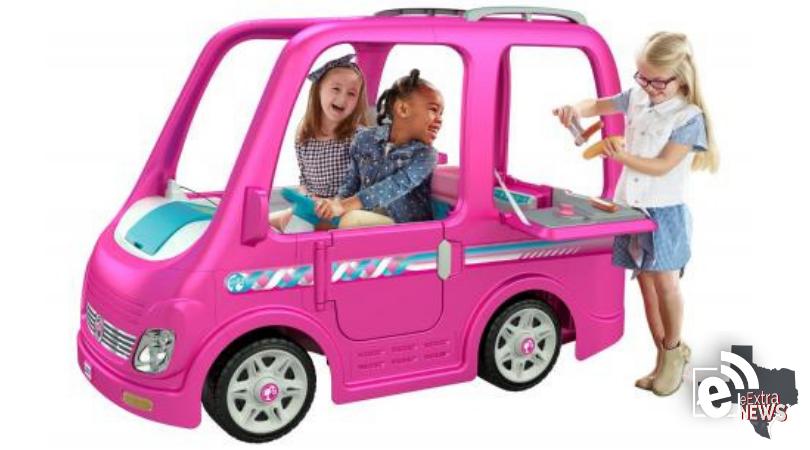 RECALL: Fisher-Price recalls Barbie Dream Camper