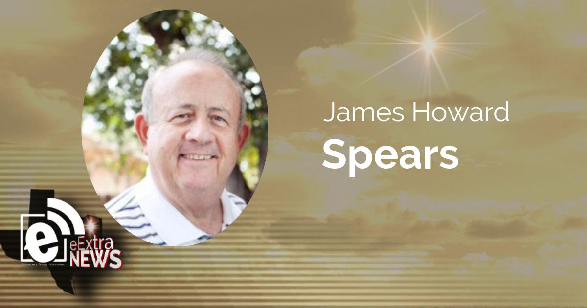James Howard Spears of Mount Pleasant, Texas