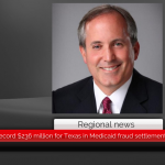 AG Paxton recovers record $236 million for Texas in Medicaid fraud settlement